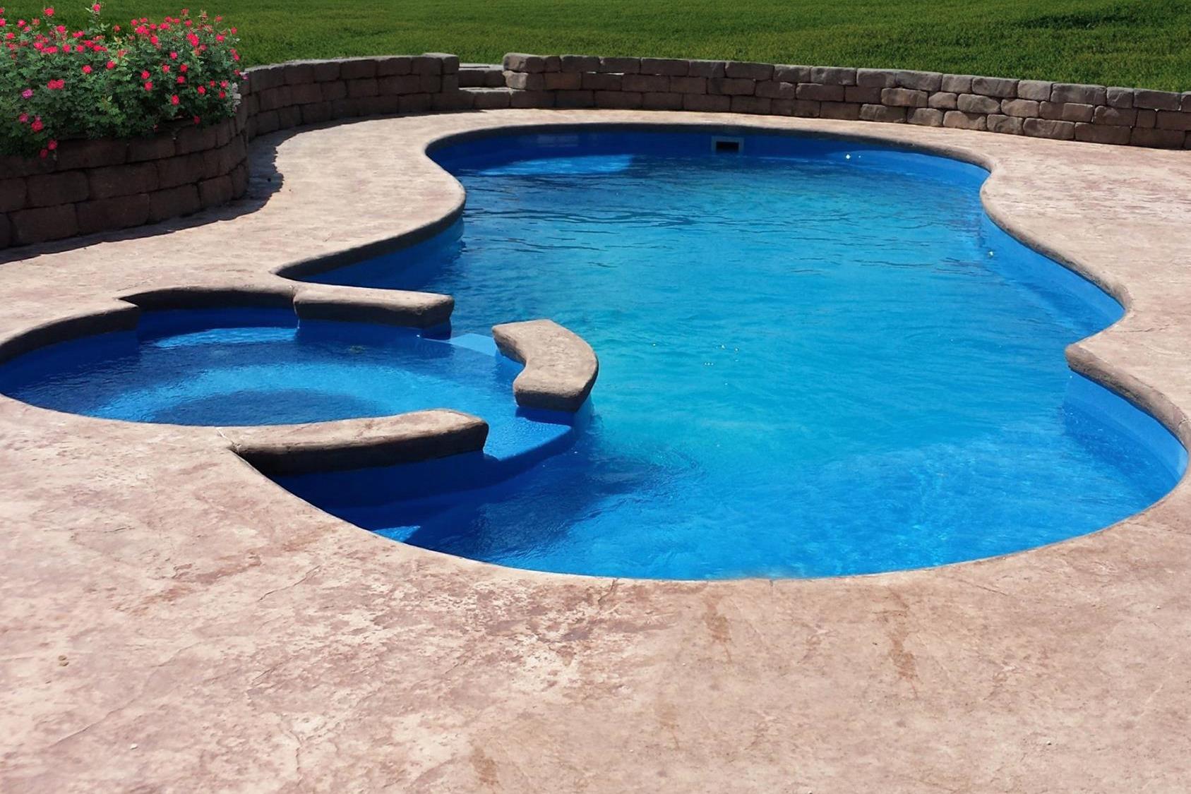 Inground Pool Installation Fiberglass Inground Pools
